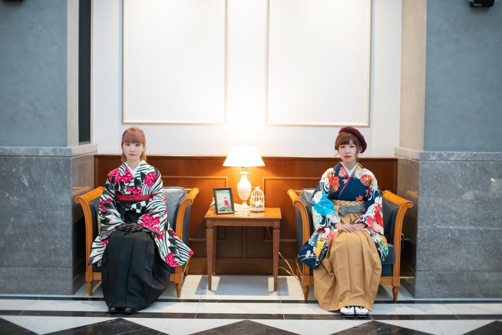 卒業式の袴の準備はできましたか?2020年卒業式でもまだ間に合います!レンタル衣裳はビアンベール三条店へ