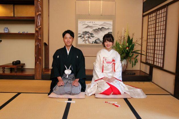 挙式スタイルでどう違う?【神前式編】両家の絆を深める!日本の伝統スタイルの魅力について