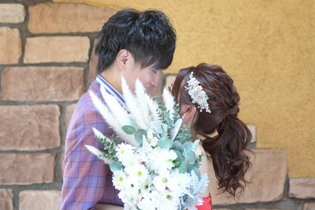 花嫁様の印象を左右する前髪アレンジ!リアルな花嫁はどんなヘアアレンジしてる?
