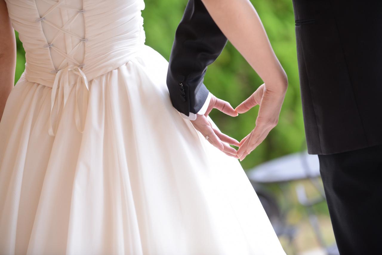 お持込料ご負担!アークベル式場以外の花嫁様も安心!ビアンベールの衣裳レンタル方法をお伝えします