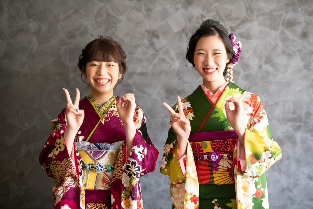加茂市成人の皆様、成人おめでとうございます!振袖コーディネートをご紹介♪
