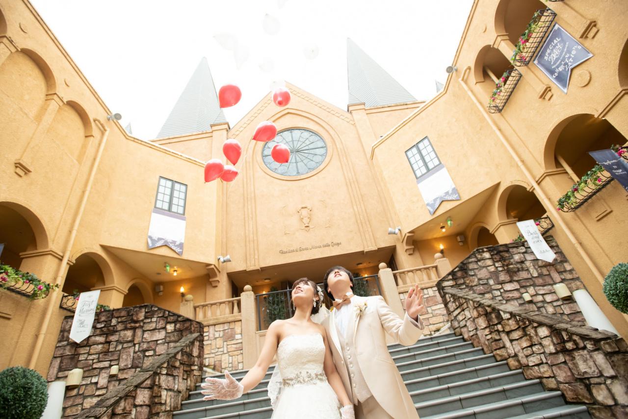 【写真で残す結婚式】フォトウェディングで夢を叶えませんか? 新潟県内最大級の商品数のビアンベールで最良の1着をご提案いたします!