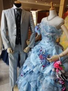 新作ドレス登場。・*☆