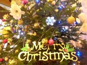 クリスマスムードへ~♥
