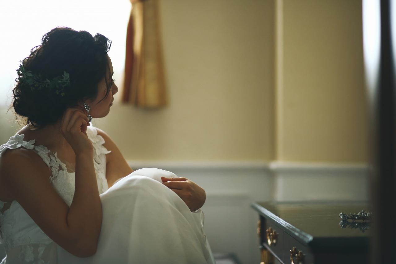 体型カバーに効果的!ドレス選びで花嫁が悩むコンプレックスを解消