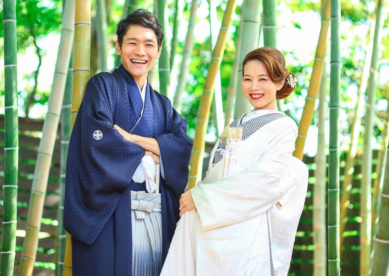イマドキ結婚式はふたりが主役♡ だから新郎和装もとことんこだわろう!