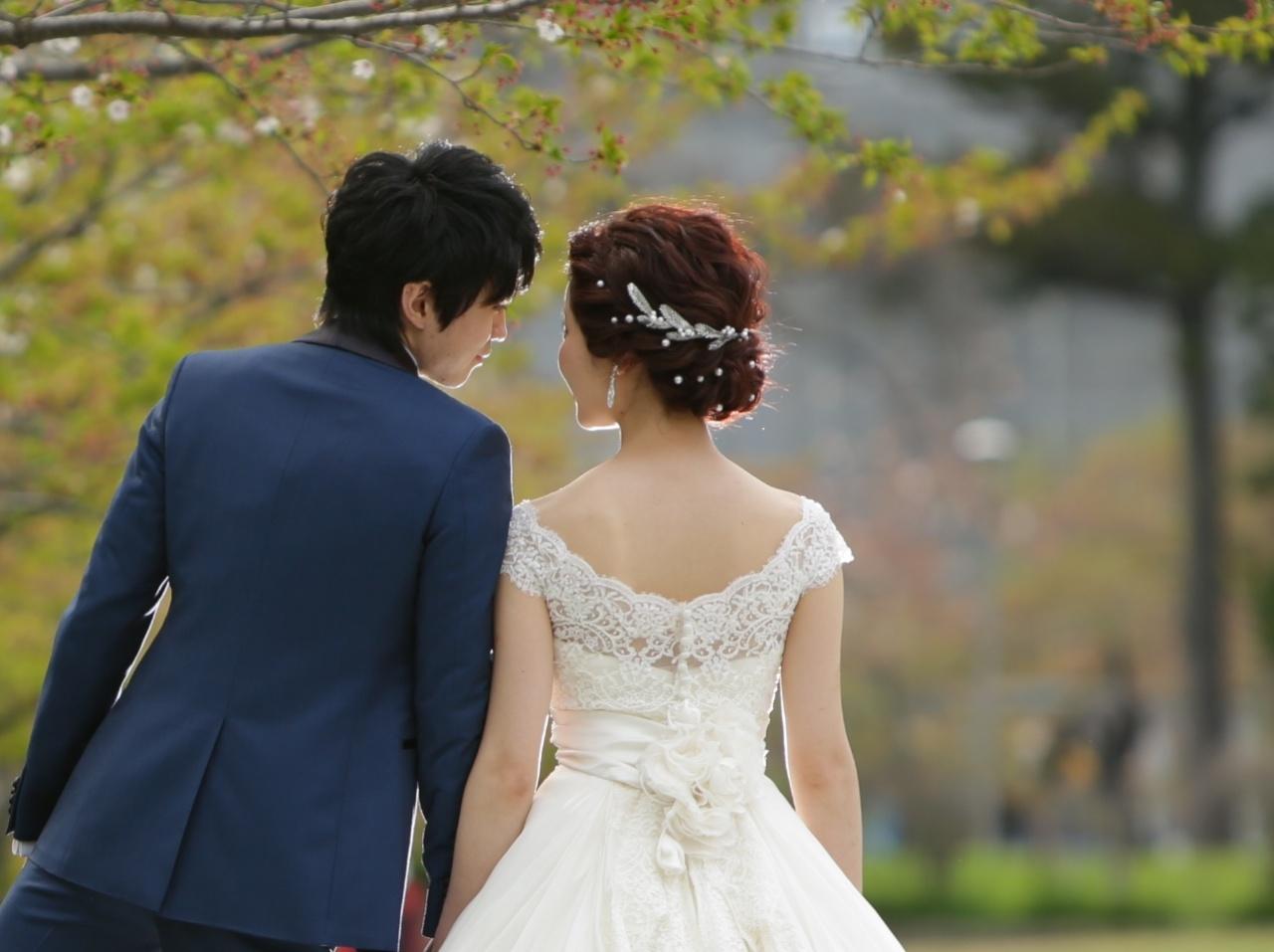 花嫁ヘアに必須!あなたならどんなヘッドドレスを選びますか?