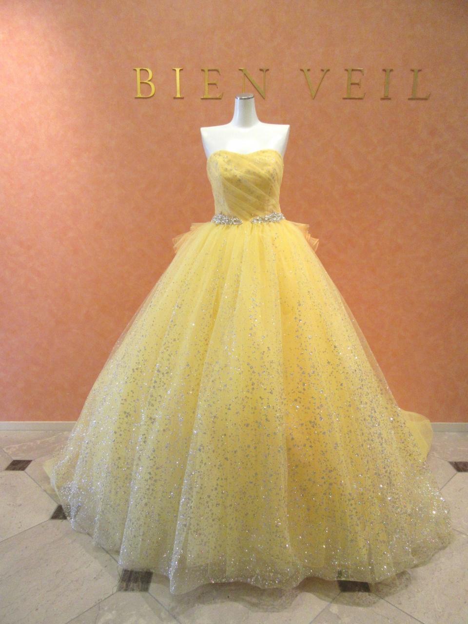 """ea5d22d0b3a9e 大人カワイイ""""が好き!シンプルなのに華やか、ワンカラードレスが素敵 ..."""
