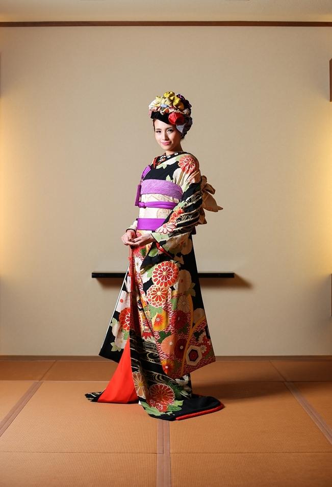 みんなと違う和装が着たい花嫁には「花嫁振袖」がおすすめ!その