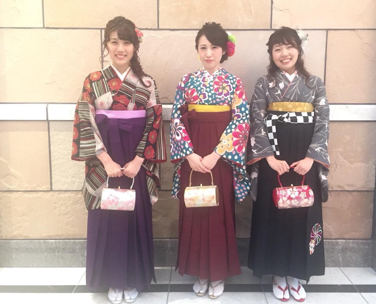 定番、レトロ、華やか、知的…卒業式もわたしらしく♡ 学生向け卒業式の袴レンタル