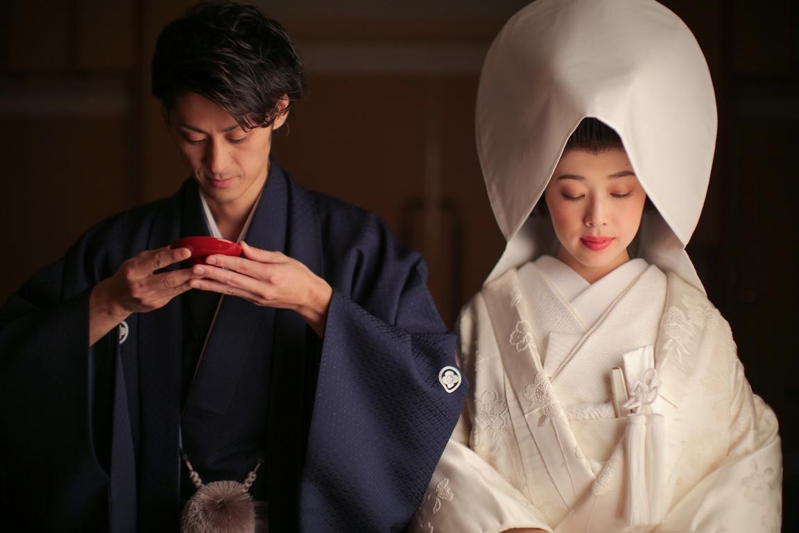 和装アイテム♡花嫁の綿帽子と角隠しはなにが違うの?