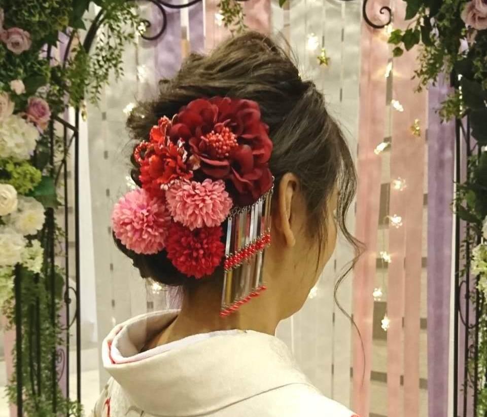 振袖ヘア特集♫ 今年の成人式に人気のヘアアレンジまとめ