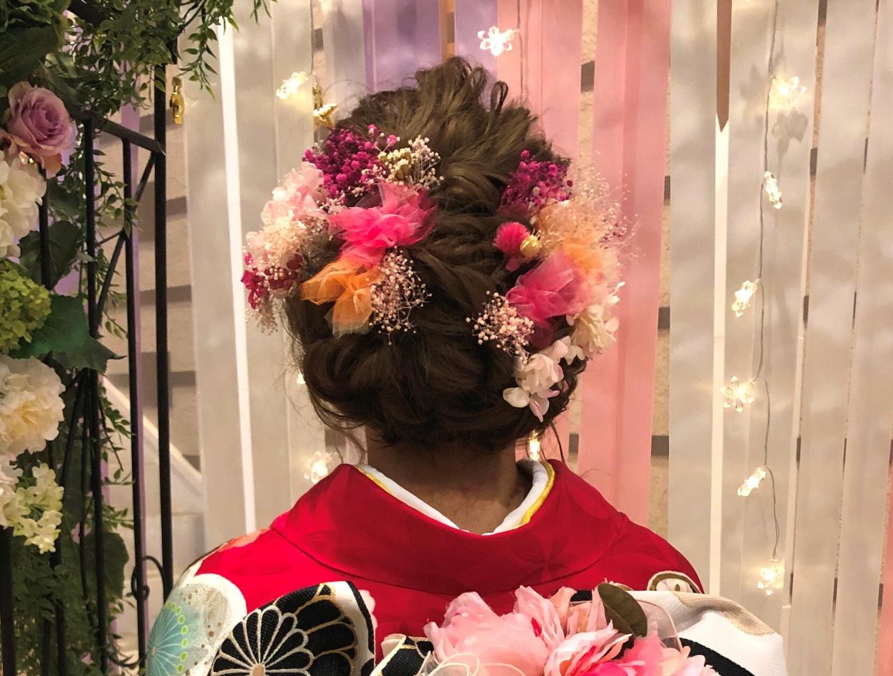 振袖ヘア特集②♫ 今年の成人式に人気のヘアアレンジまとめ