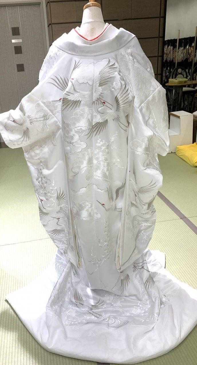 【新作ご紹介】和婚の花嫁にオススメ!気品のある美しい白無垢❤