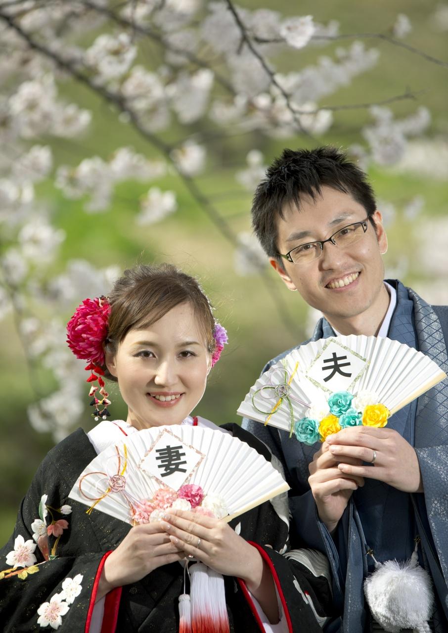 【桜スポットでフォトウエディング】こんなに素敵な写真を撮りました♡リアル花嫁の桜フォトをご紹介!