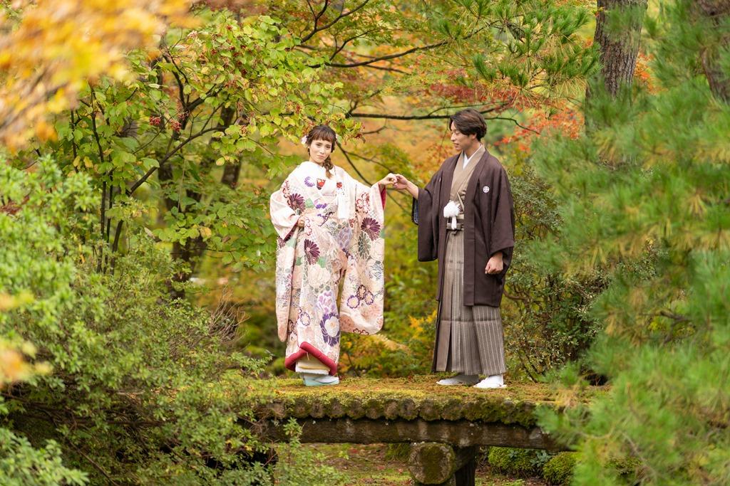 新郎和装で迷ってる方必見!!新郎さんの紋付袴、全部教えます!